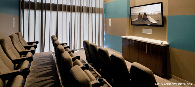 Theater at Listing #138956