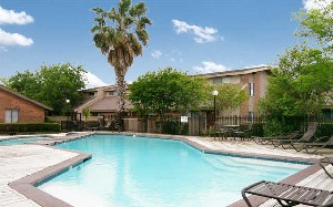 Pool Area at Listing #138578