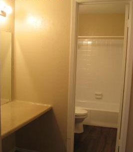 Bathroom at Listing #214009