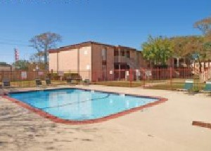 Pool Area at Listing #139364