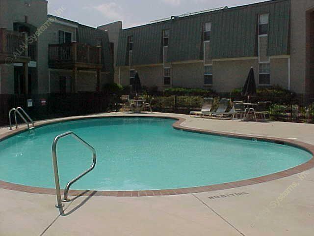 Pool Area 1 at Listing #137889