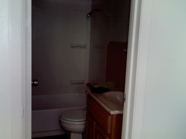 Bathroom at Listing #135675