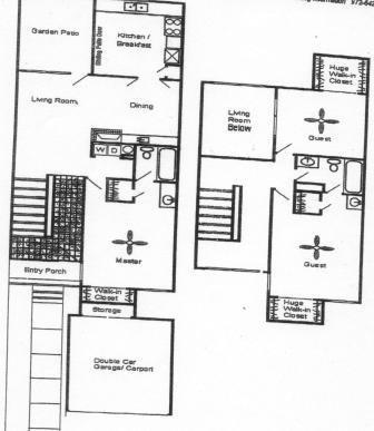 1,643 sq. ft. C1 floor plan