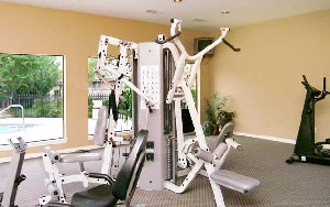 Fitness Center at Listing #138578