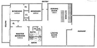1,314 sq. ft. MURTLE/GAR floor plan