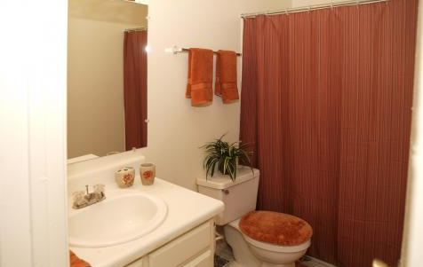 Bathroom at Listing #139188