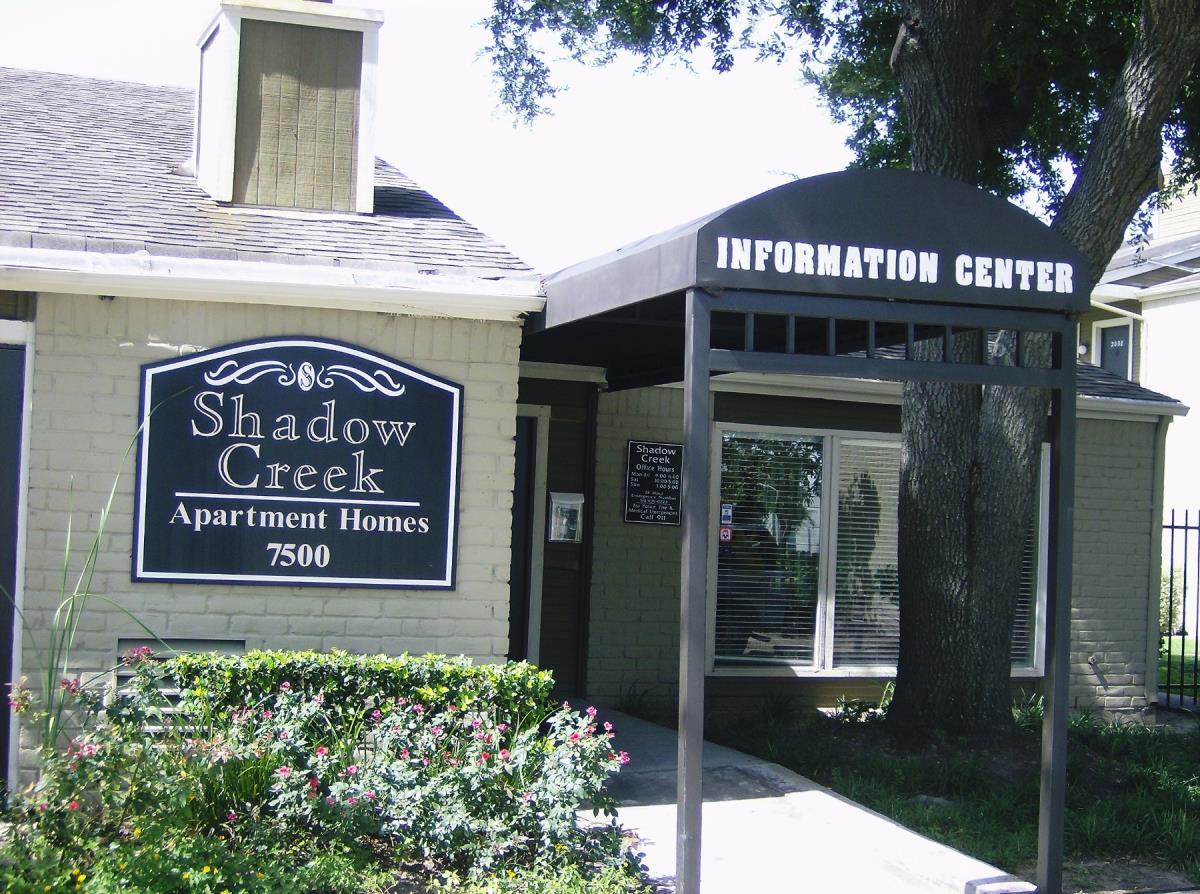 Shadow Creek Apartments Houston, TX