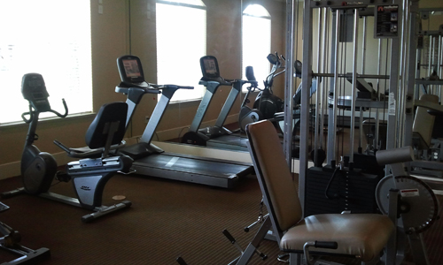 Fitness at Listing #144964