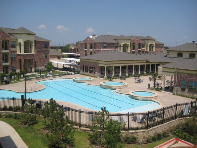 Crest Manor II Apartments Lewisville, TX
