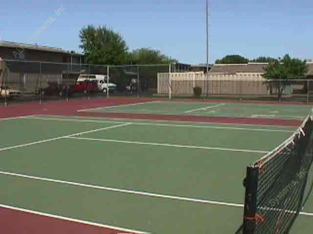 Tennis Court at Listing #136312