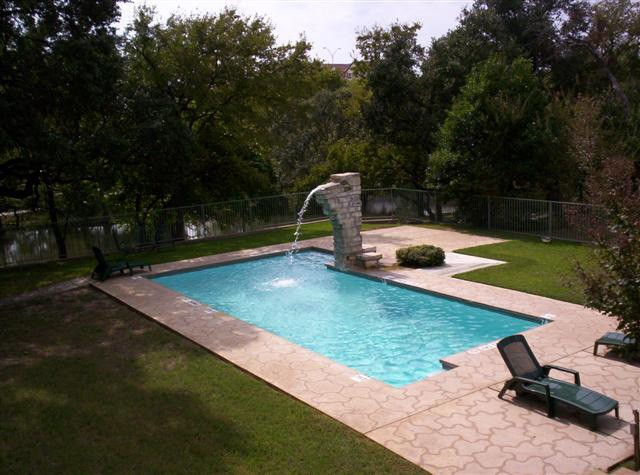 Pool at Listing #140516