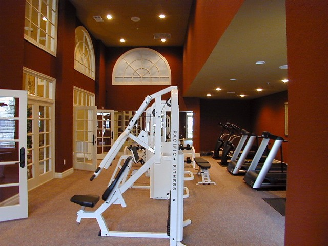 Fitness Center at Listing #138090