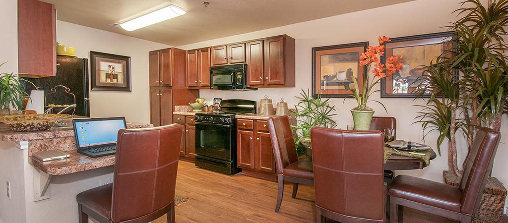 Kitchen at Listing #147041
