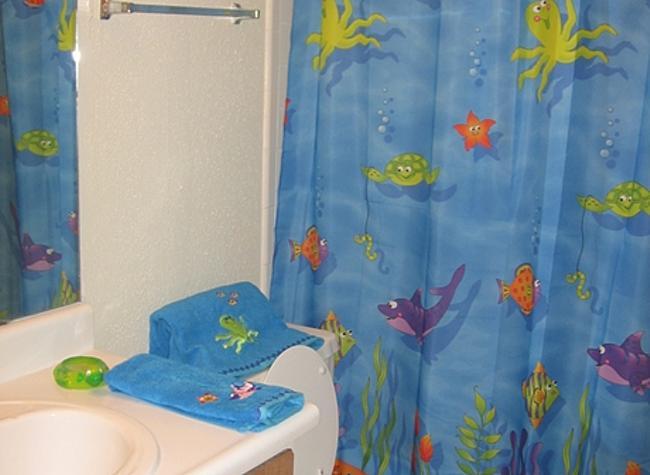 Bathroom at Listing #139961