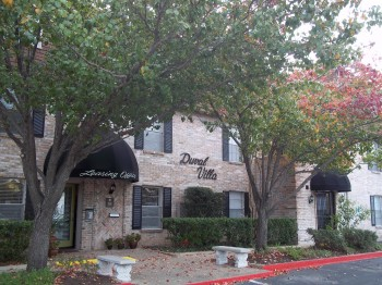 Duval Villa Apartments Austin, TX