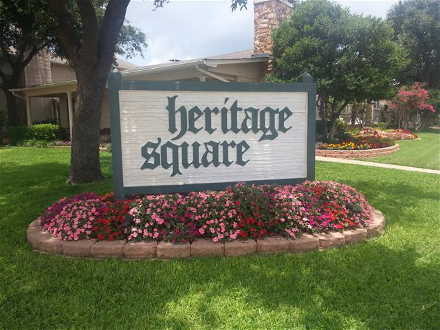 Heritage Square Townhomes Apartments Waxahachie, TX