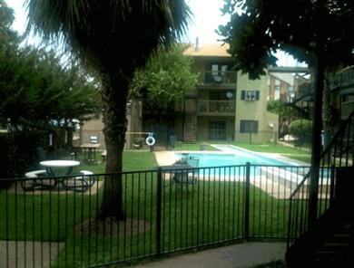 Pool at Listing #140581
