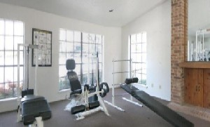 Fitness Center at Listing #136193