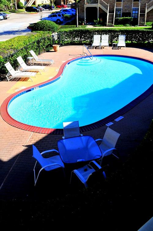Pool at Listing #139595