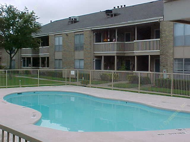 Pool Area at Listing #136479