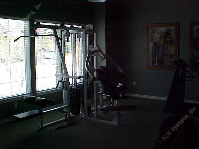 Fitness Center at Listing #138131