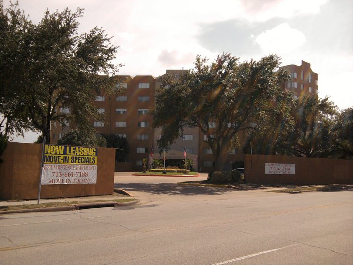 Atrium Regency Apartments Houston, TX