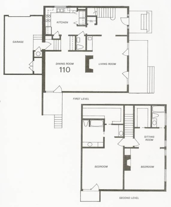 2,393 sq. ft. 109 floor plan