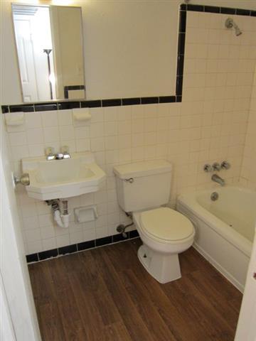 Bathroom at Listing #150709