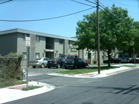 Fountain Terrace Apartments Austin TX