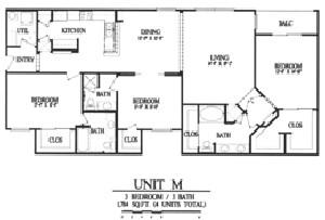 1,784 sq. ft. M floor plan