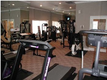 Fitness Center at Listing #140738