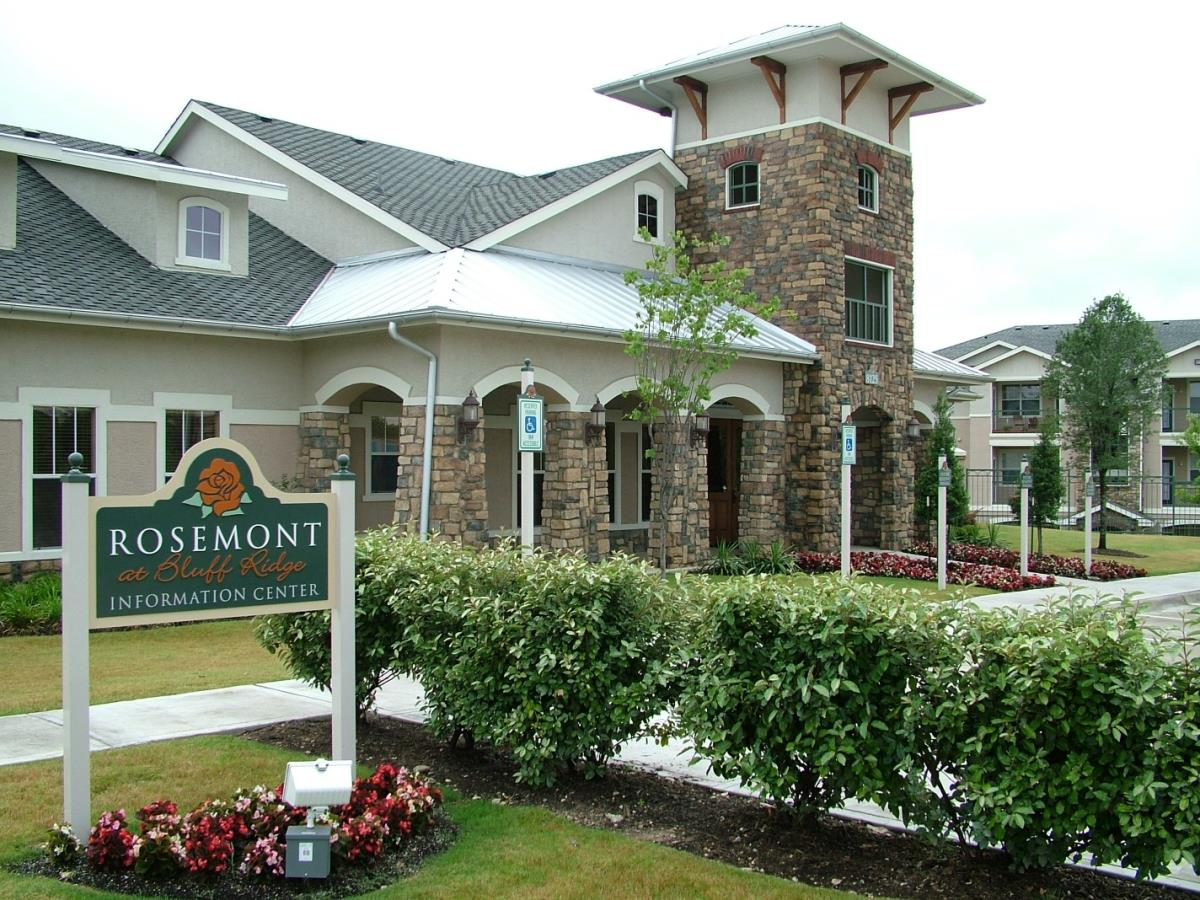 Rosemont at Bluff Ridge Apartments Dallas, TX