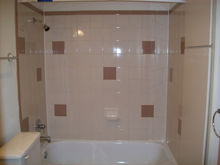 Bathroom at Listing #211555