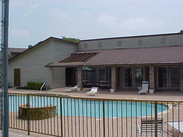 Pool Area at Listing #136230