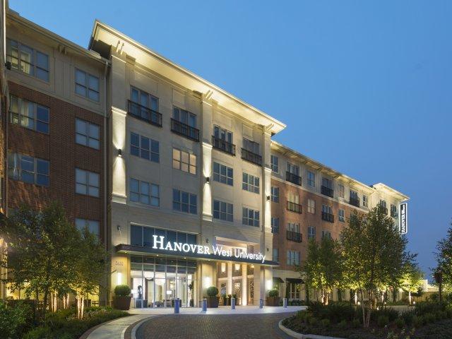 Hanover West University Apartments , TX