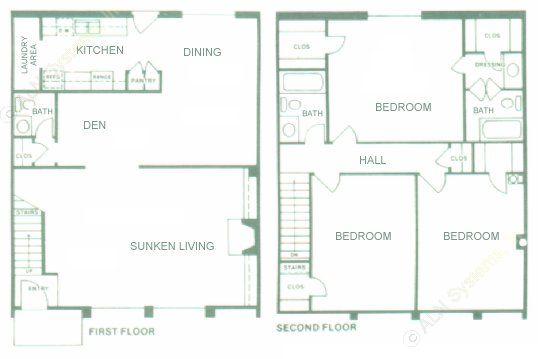 1,904 sq. ft. floor plan