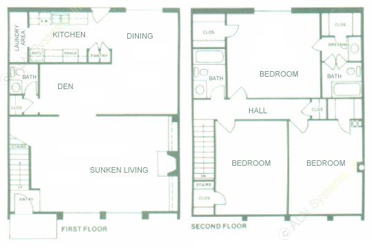 1,904 sq. ft. floor plan