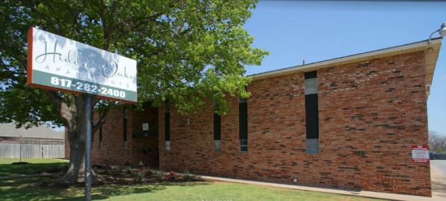 Hidden Oaks Apartments Hurst  TX