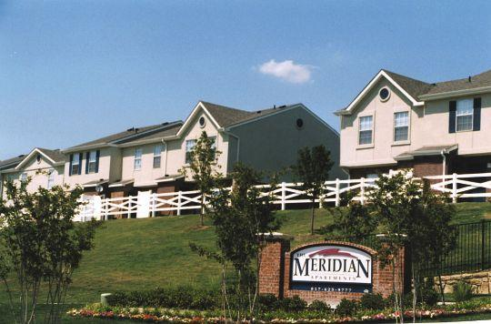 Meridian Apartments Fort Worth, TX
