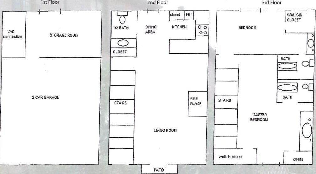 1,476 sq. ft. floor plan