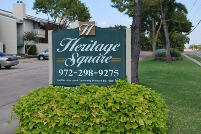 Heritage Square Apartments Dallas, TX