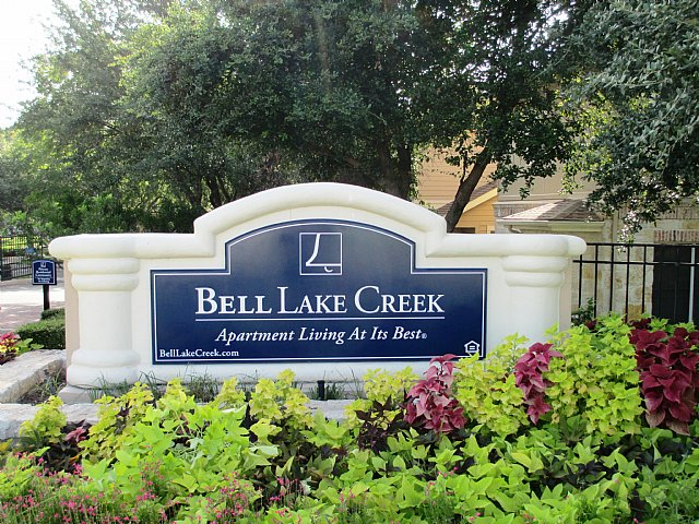 Bell Lake Creek Apartments Austin TX