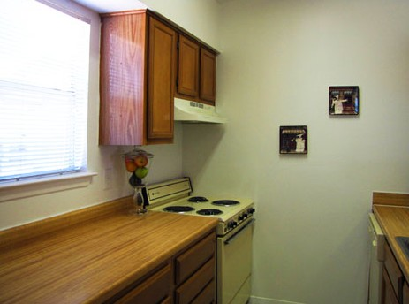Kitchen at Listing #140563