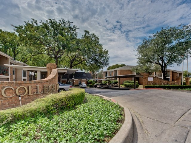 College Park Apartments Weatherford TX