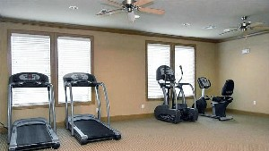 Fitness Center at Listing #146620
