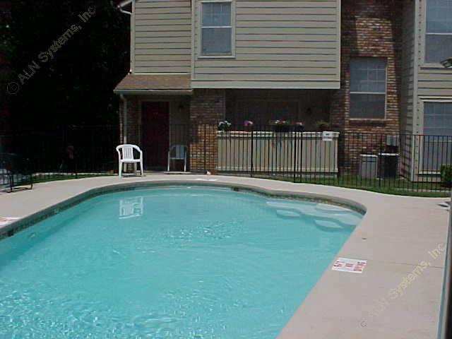 Pool Area at Listing #136177