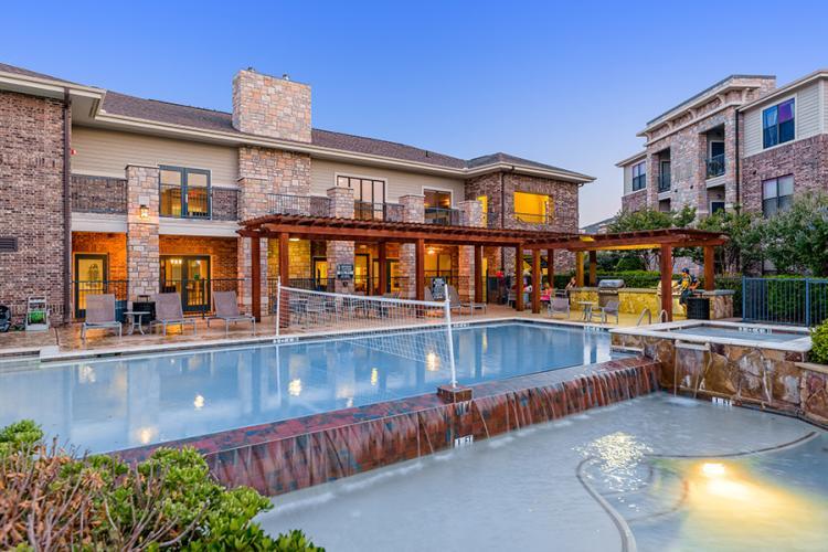 Pool at Listing #147489
