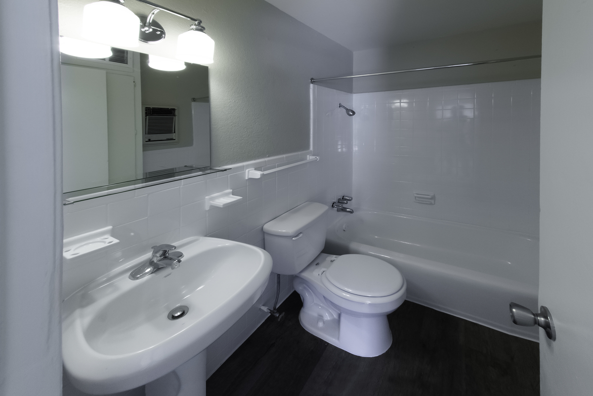 Bathroom at Listing #137333