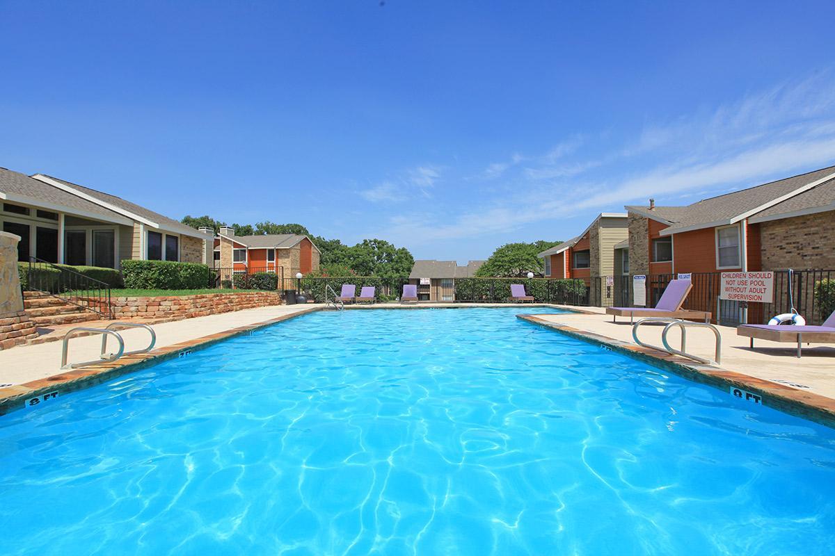 Pool at Listing #136988