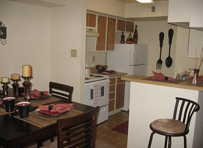 Kitchen at Listing #139961